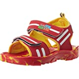 Happy Feet Unisex Magic Yellow Sandals and Floaters