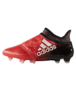 30cae3682334 adidas X 16+ Pure Chaos Kids FG Football Boots - Red/White/Core ...