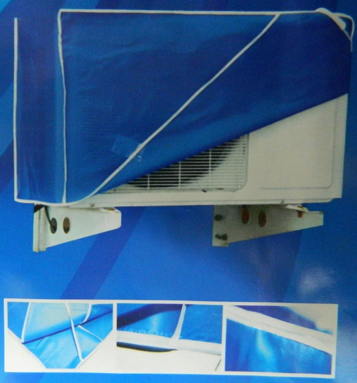 Protection unite exterieure clim climcover habillage pour for Protection climatiseur exterieur