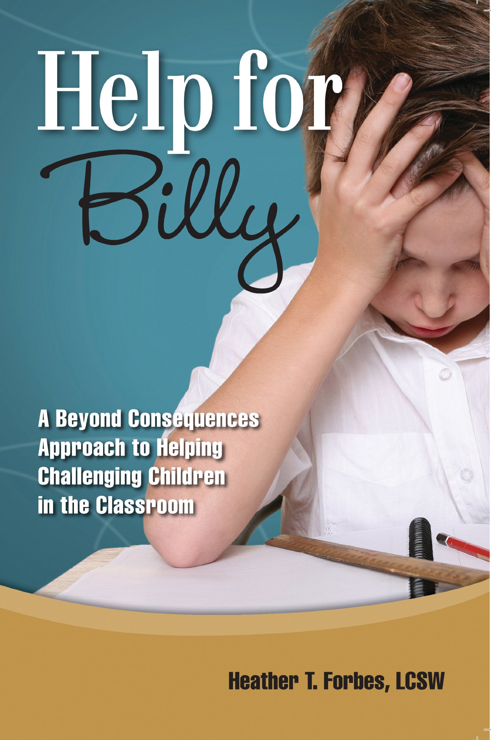 Help Billy Consequences Challenging Classroom product image