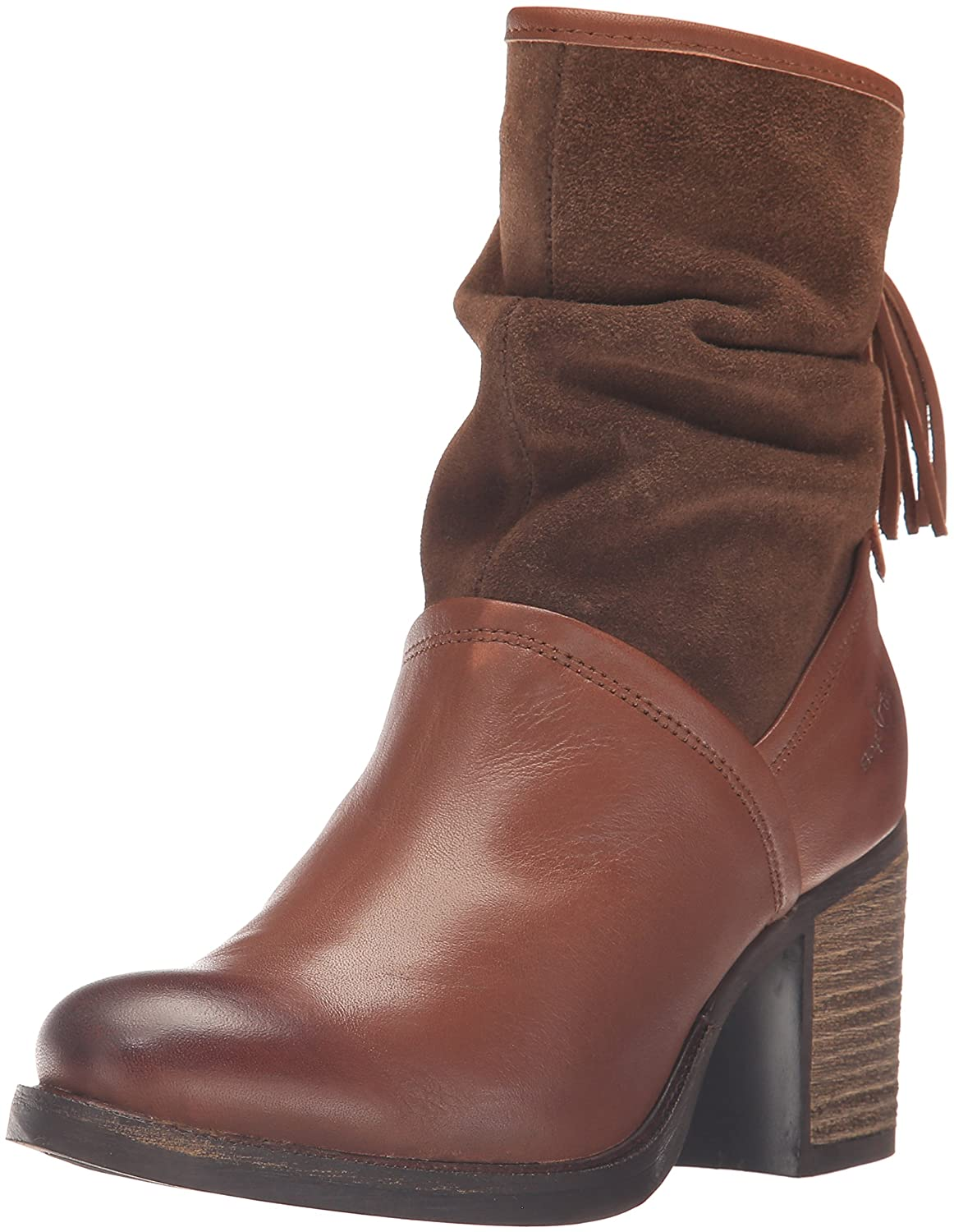 Bos. & Co. Women's Bailee Snow Boot B01CSH09R6 36 EU/5.5-6 M US|Cognac/Brown Every Leather
