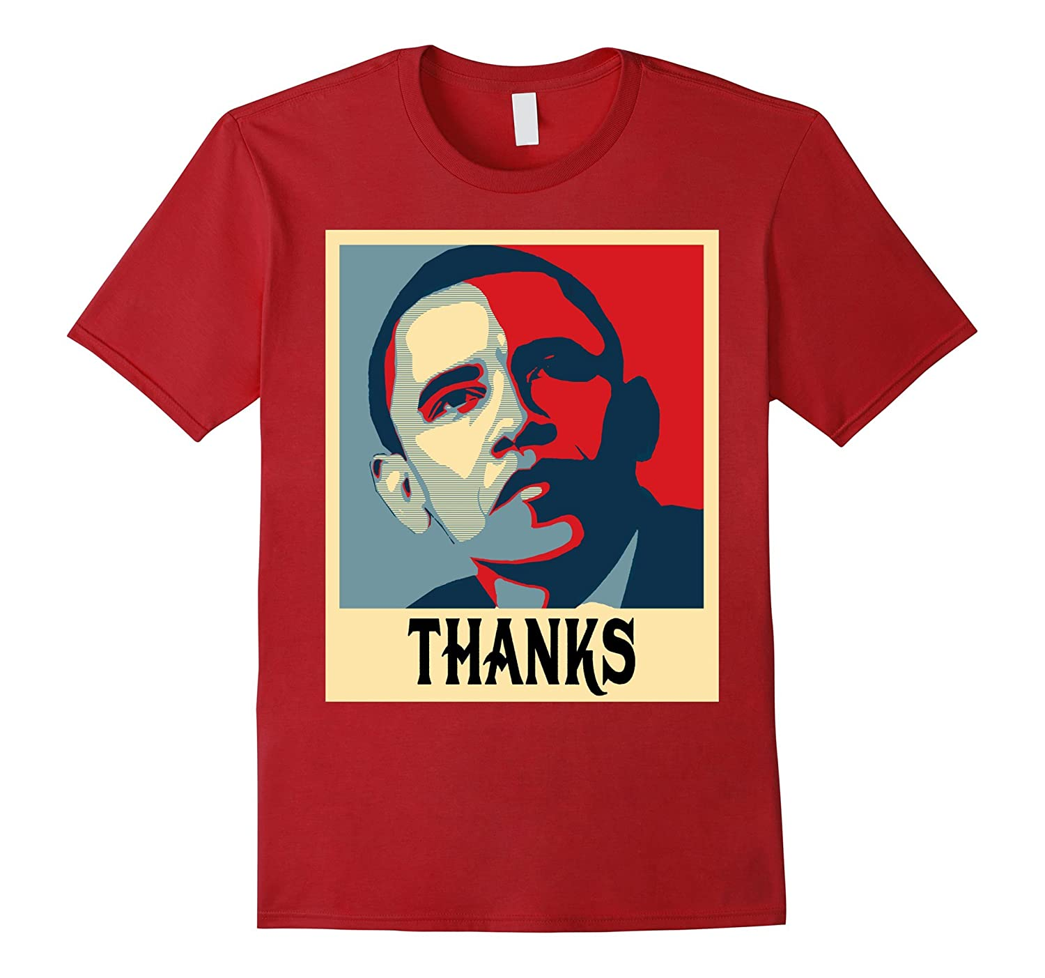 Thanks Obama Tshirt-Art