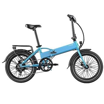 Legend eBikes Bicicleta Eléctrica Plegable Compacta con Rueda de 20 ...