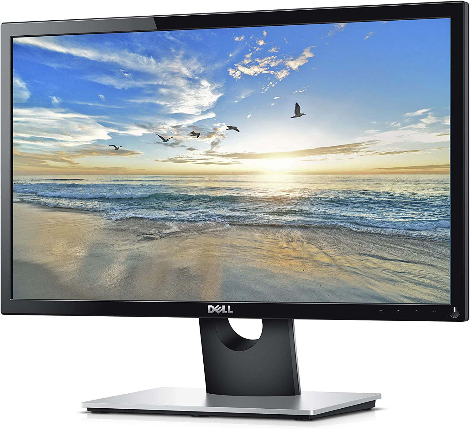 Flat Screen Monitor Computer Video Game Full HD 22 Inch LCD LED 16:9 NEW