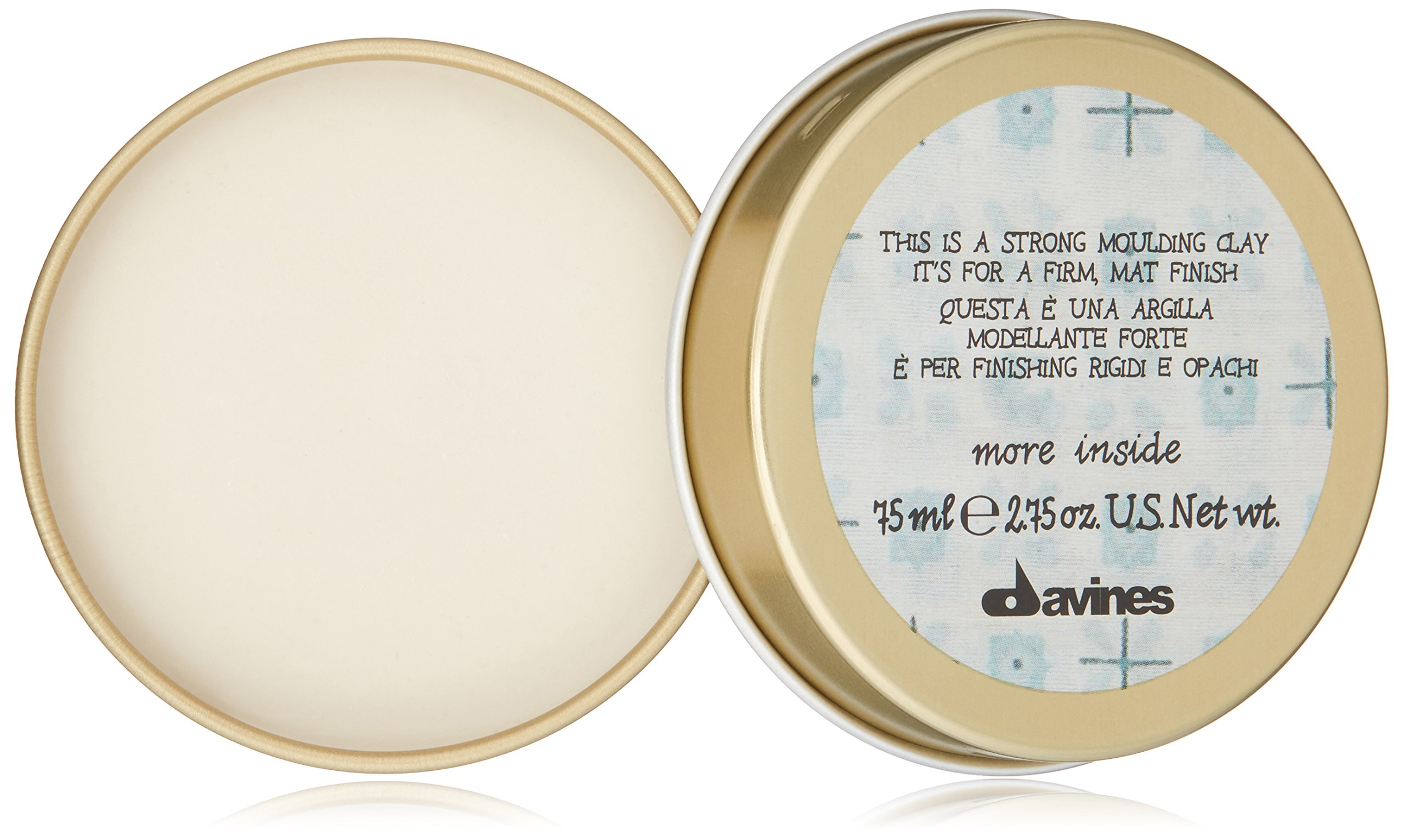 Davines This is A Strong Moulding Clay, 2.75 oz. by Davines