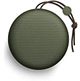Bang & Olufsen 1297862 Beoplay A1 Portable Bluetooth Speaker with Microphone - Moss Green