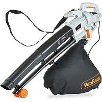 VonHaus 3 in 1 Leaf Blower - 3000W Garden Vacuum & Mulcher