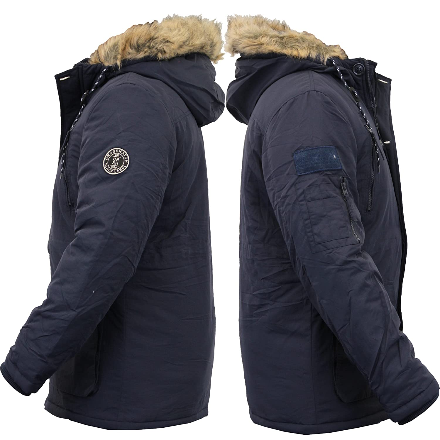 Mens Winter Jackets  Outdoor Coats  Mountain Warehouse