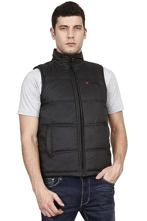 OJASS Sleeveless Solid Men's Jacket Men's Jackets