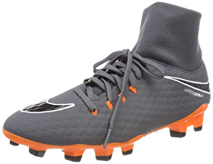 b75aa492e4752 Amazon.com: NIKE Men's Phantom 3 Academy DF FG Soccer Cleat AH7268 ...