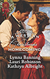 A Western Christmas Homecoming: Christmas Day Wedding Bells\Snowbound in Big Springs\Christmas with the Outlaw