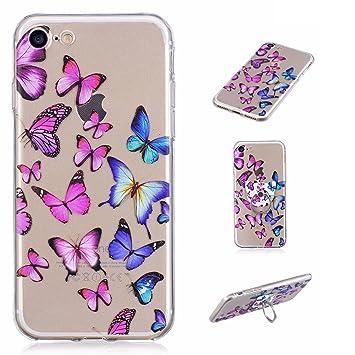 coque iphone 8 papillon