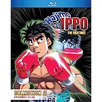 Hajime no Ippo The Fighting! TV Series Collection 2 [Blu-ray]