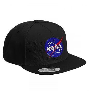 MyShirt NASA Snapback Cap Hat  Amazon.co.uk  Clothing 6e79e5fa805