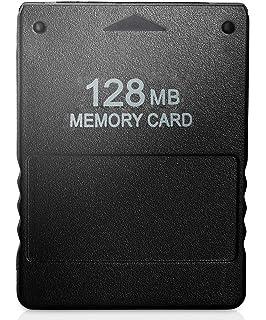 Amazon.com: Suncala 128MB Memory Card for Playstation 2 ...