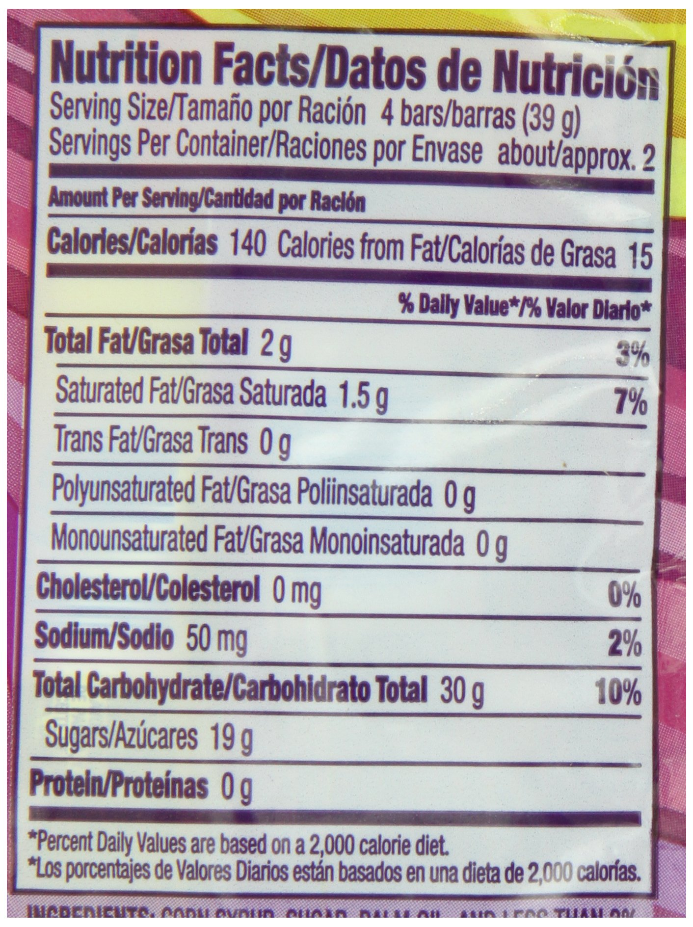 Laffy Taffy Assorted Mini Bars, 4.2 Ounce Bags (Pack of 12) by Laffy Taffy (Image #2)