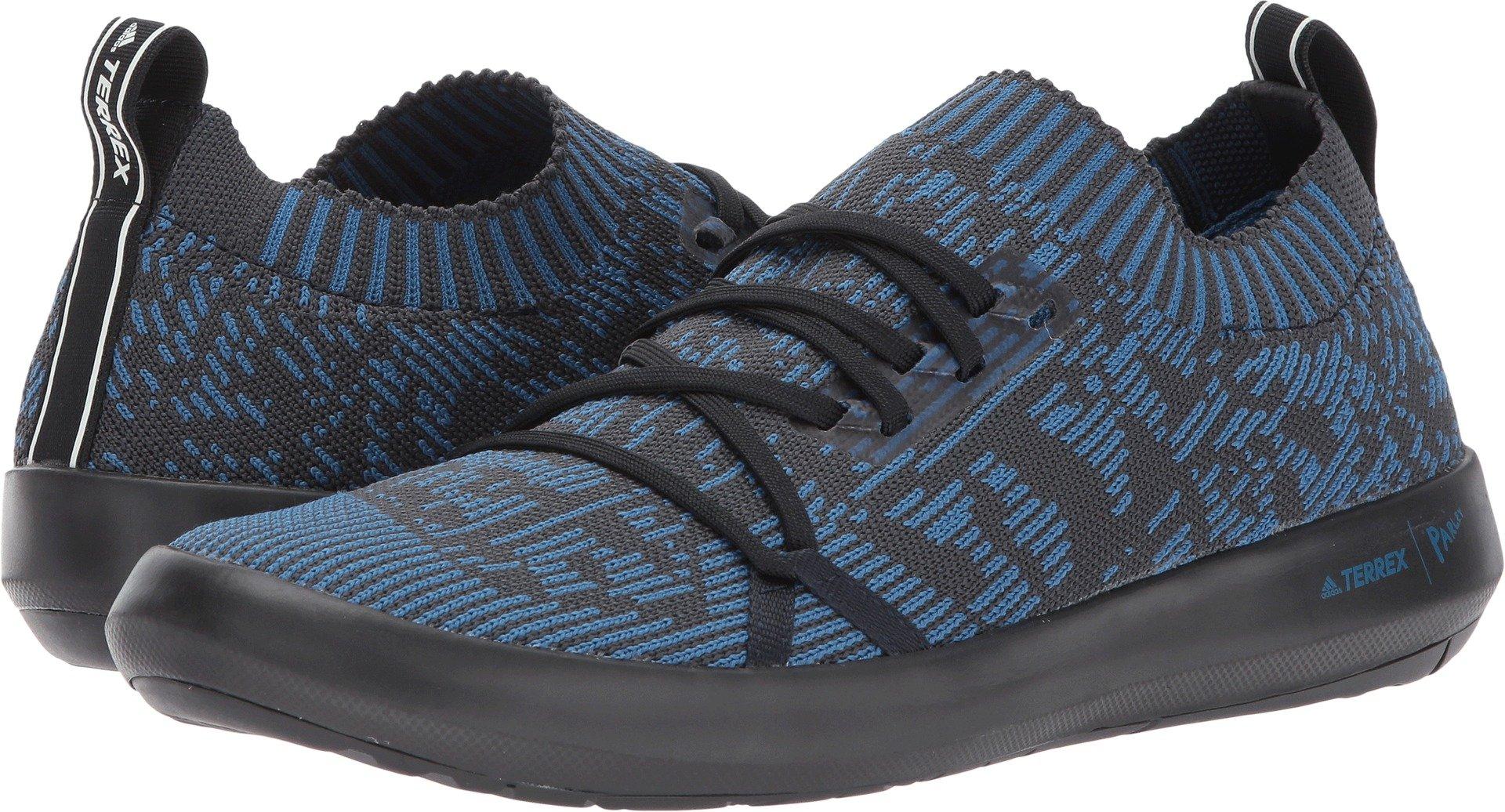 Adidas Sport Performance Men's Terrex Boat DLX Parley Sneakers, Blue, 14 M