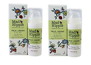 Mad Hippie Face Cream 1.02 oz-Pack of 3 Innisfree, Olive Real Cleansing Tissue, 30 Sheets,(pack of 1)