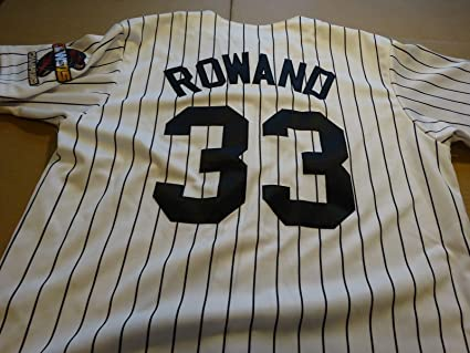 83f8ed286d4 Image Unavailable. Image not available for. Color  Aaron Rowand Chicago  White Sox Majestic 2005 World Series Home White Jersey ...