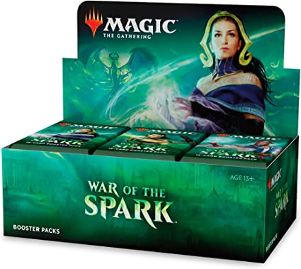 FACTORY SEALED Ravnica Allegiance MYTHIC EDITION Planeswalkers Packs Lottery