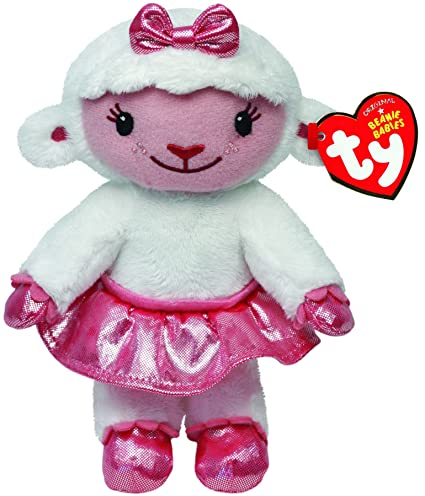 017a982e27e Amazon.com  Ty Disney Doc McStuffins Lambie - Lamb  Toys   Games