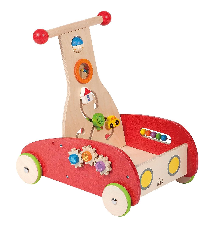 Amazon Hape Wonder Walker Push and Pull Toddler Walking Toy