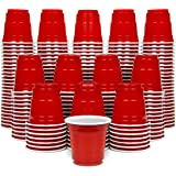 GoPong 2oz Plastic Shot Cups   Pack of 200   Disposable Mini 2oz Party Cups