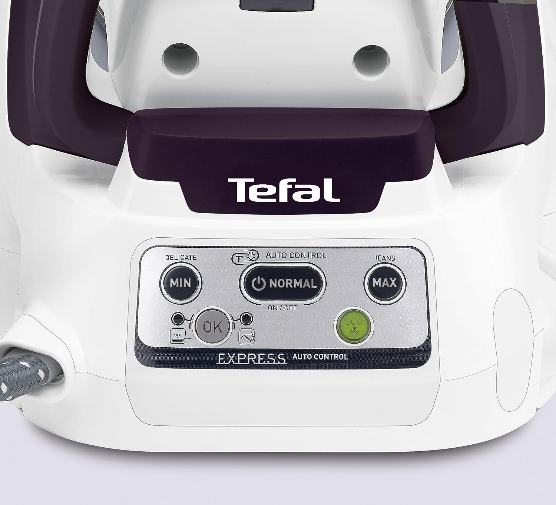 Tefal Express Steam Generator Iron GV7780 Purple Amazon
