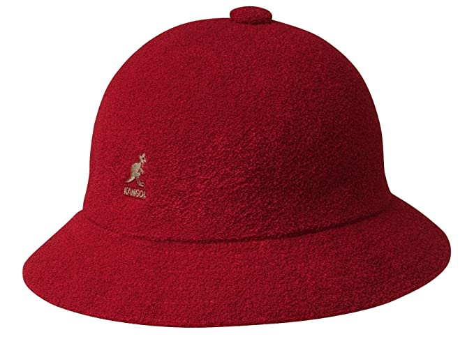 Casual Bucket Sombrero LAmazon Rojo Kangol Bermuda es mNywn0v8O