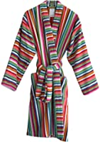s.Oliver Damen Bademantel Kimono Form