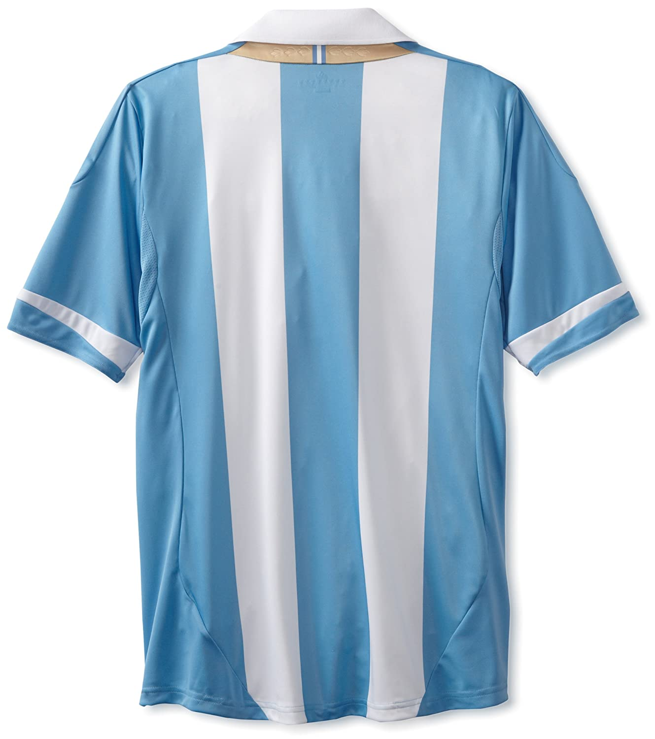 Amazon.com: Argentina Home Jersey 2011/12, Azul, L: Clothing