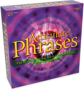 Drumond Park Articulate. Phrases Family Board Game - The Fast Talking Description Game | Party & Family Games for Adults & Children from 12 Years Old Multicolour