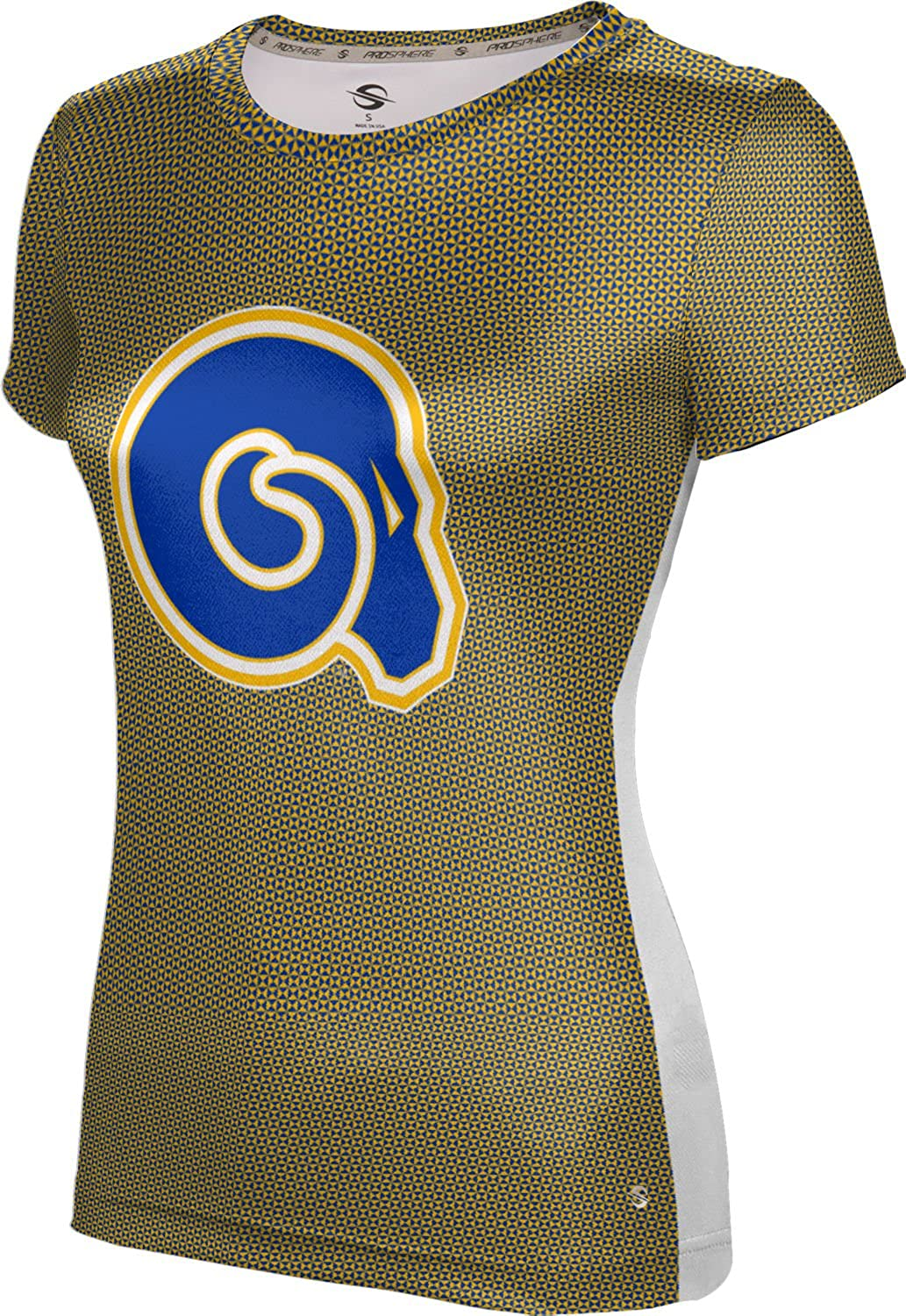 ProSphere Albany State University Girls Performance T-Shirt Embrace