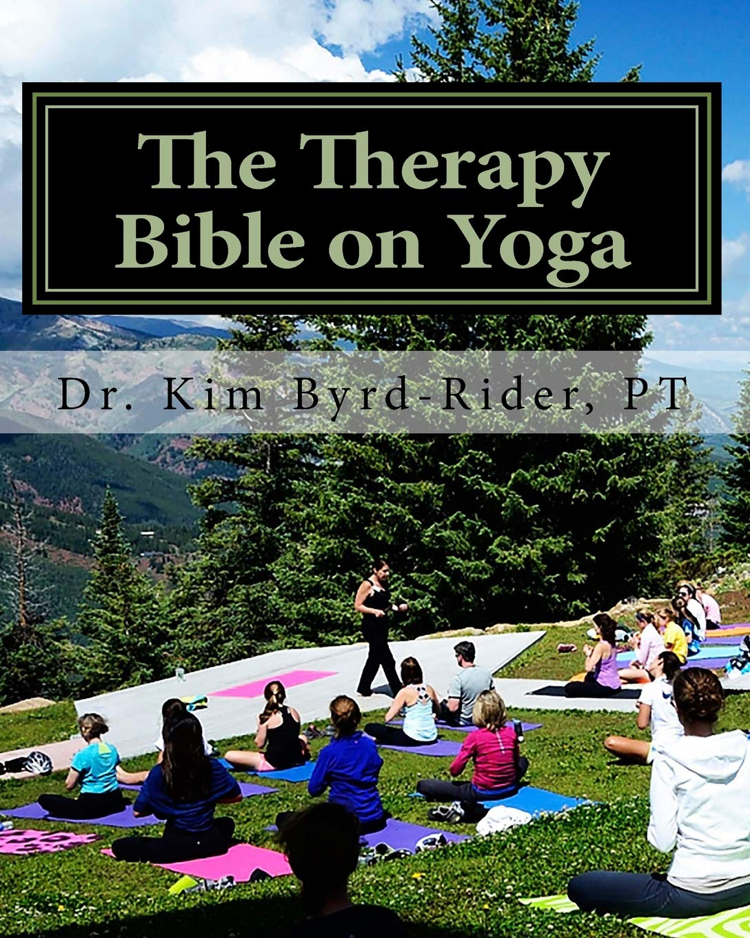The Therapy Bible on Yoga: Copy/Paste Your Exercise Notes ...