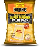 HotHands Body & Hand Warmers