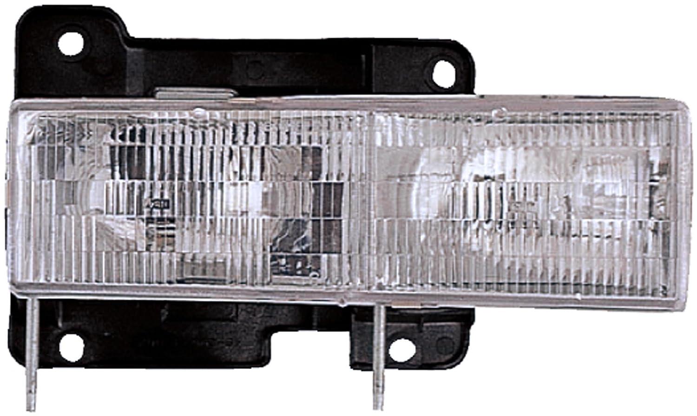Chevrolet Dorman 1590000 Cadillac GMC Driver Side Headlight