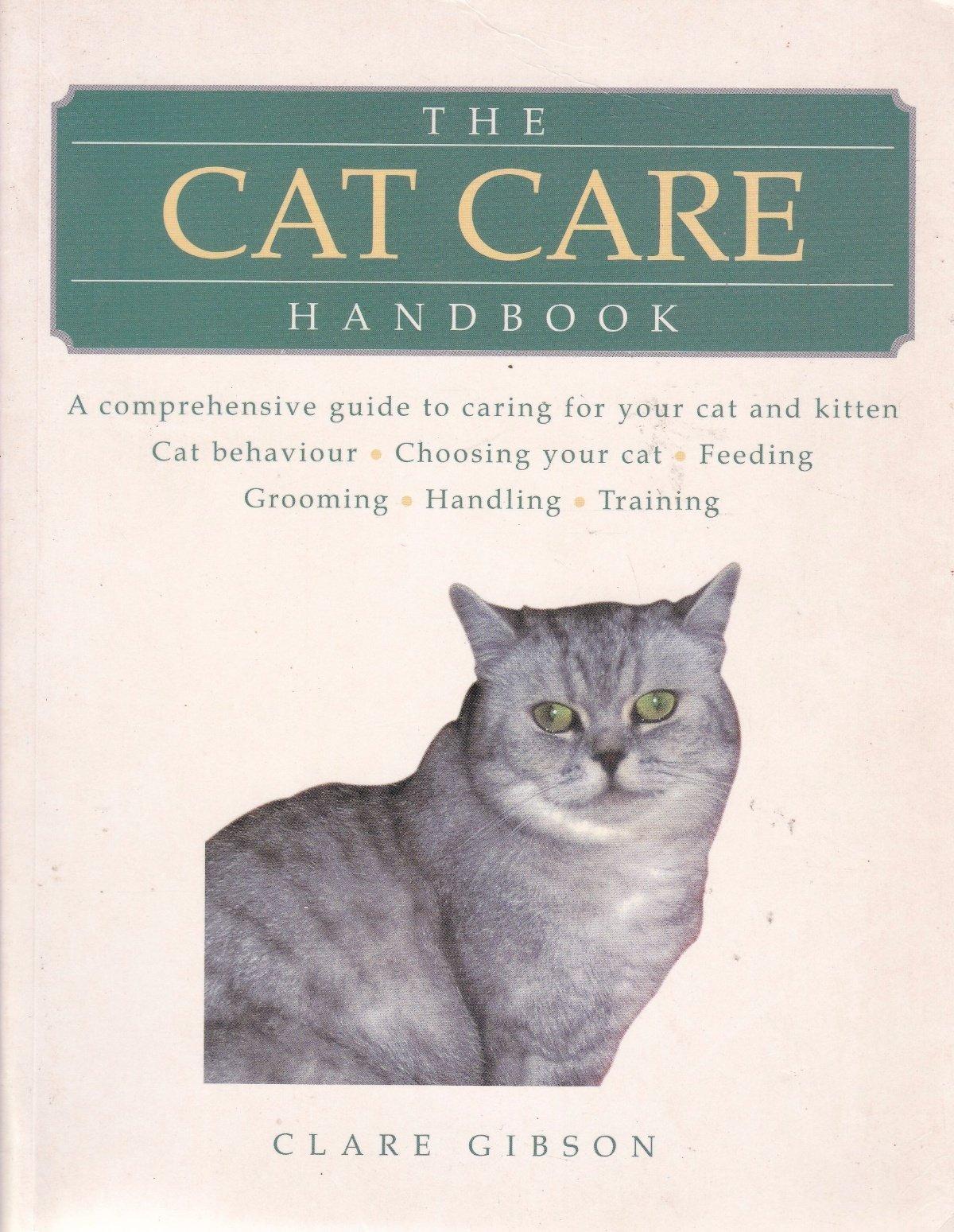 The Cat-Care Handbook