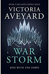 War Storm: Red Queen Book 4 Kindle Edition