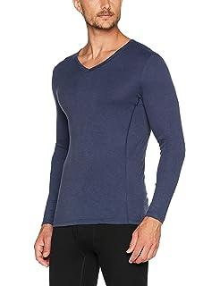 Damart tee-Shirt Manches Longues Thermolactyl Bioactif, Camiseta térmica para Hombre