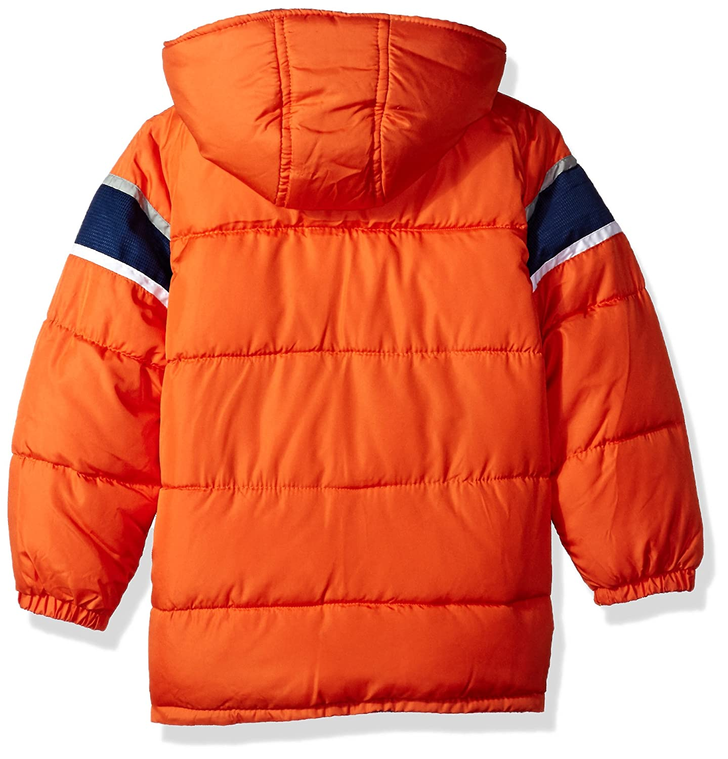 6dfd1602a Amazon.com  iXtreme Boys  Toddler Colorblock Gwp Puffer