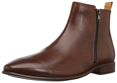 0baf87dfd1 ALDO HEMERI Ankle Boot Cognac 12 M US Women / 9.5 M US Men