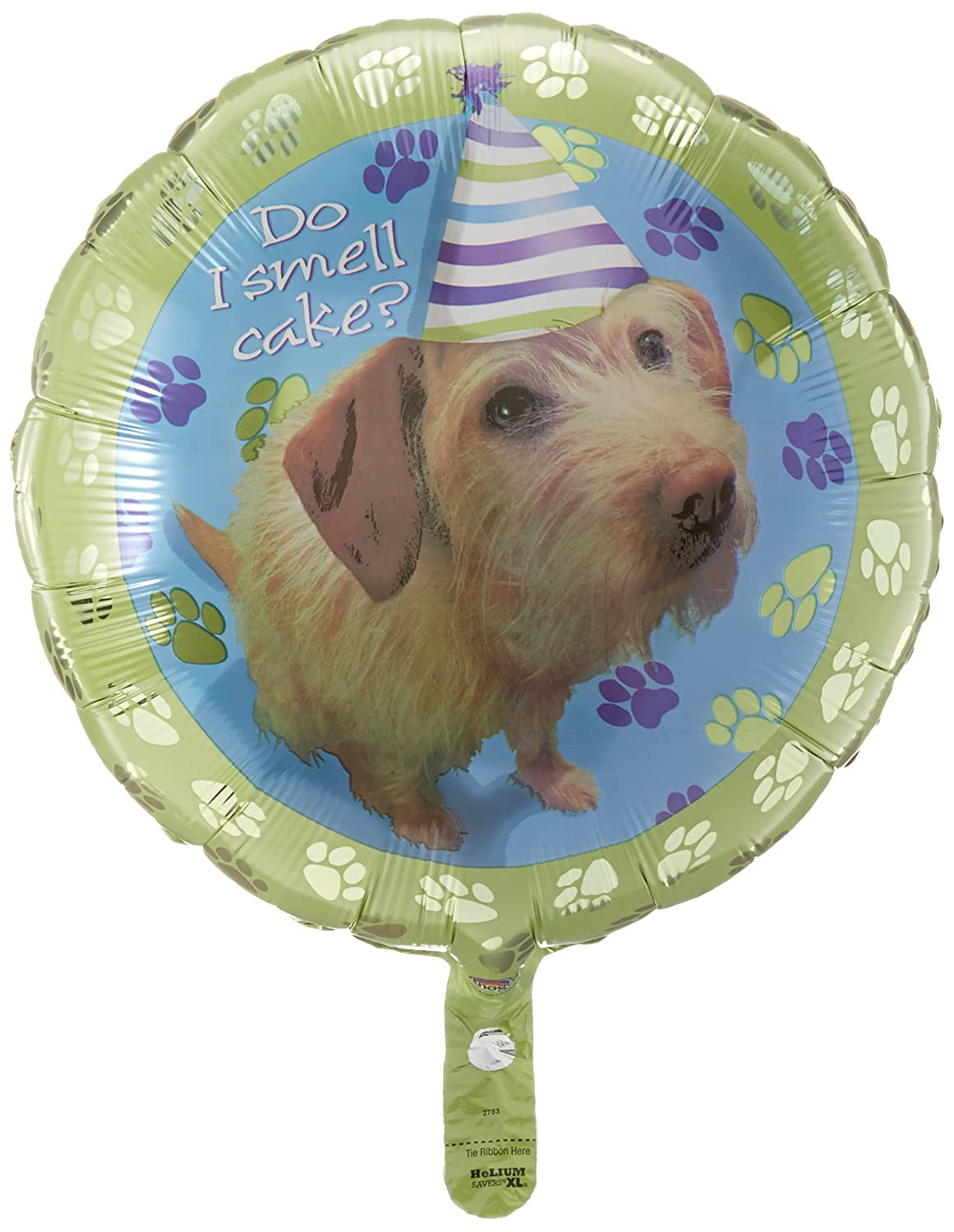 18 Multicolor Anagram International 1181701 Party Pups