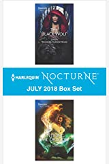 Harlequin Nocturne July 2018 Box Set: The Black Wolf\Enticing the Dragon