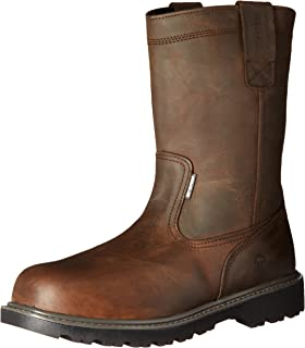 9654130f60c Amazon.com: Wolverine Men's Floorhand Waterproof 10