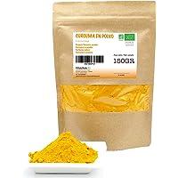 FRISAFRAN - Cúrcuma en polvo Ecologica (150Gr)