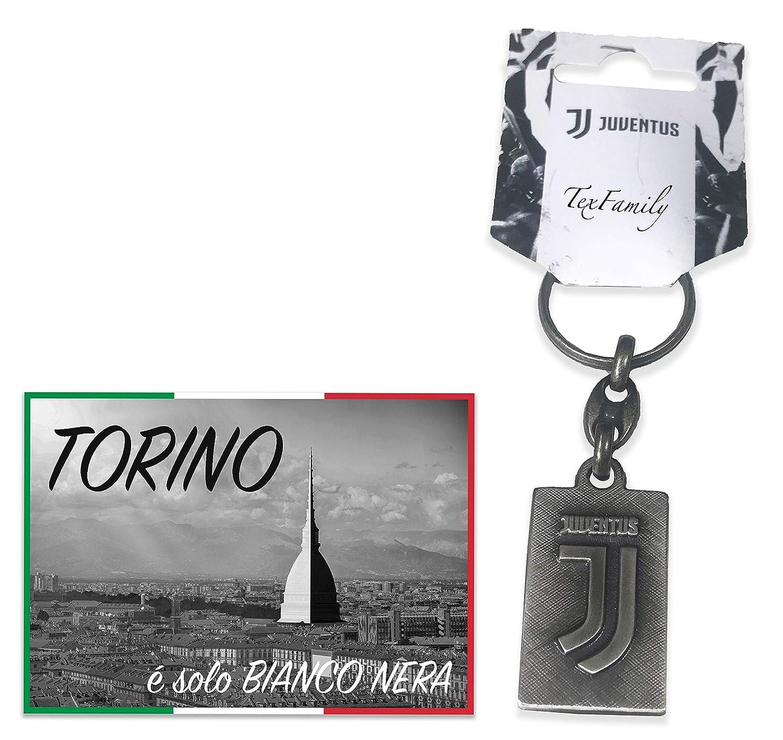 tex family Llavero Vintage de Metal f.c. Juventus: Amazon.es ...