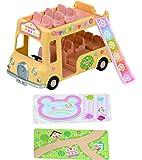 Sylvanian Families 3588 - Autobús de dos pisos para muñecos