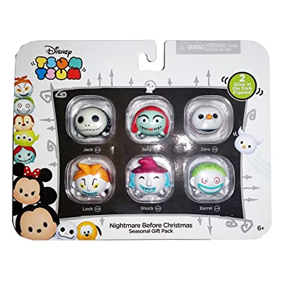 Tsum Tsum 09122 Nightmare Before Pack: Toys & Games