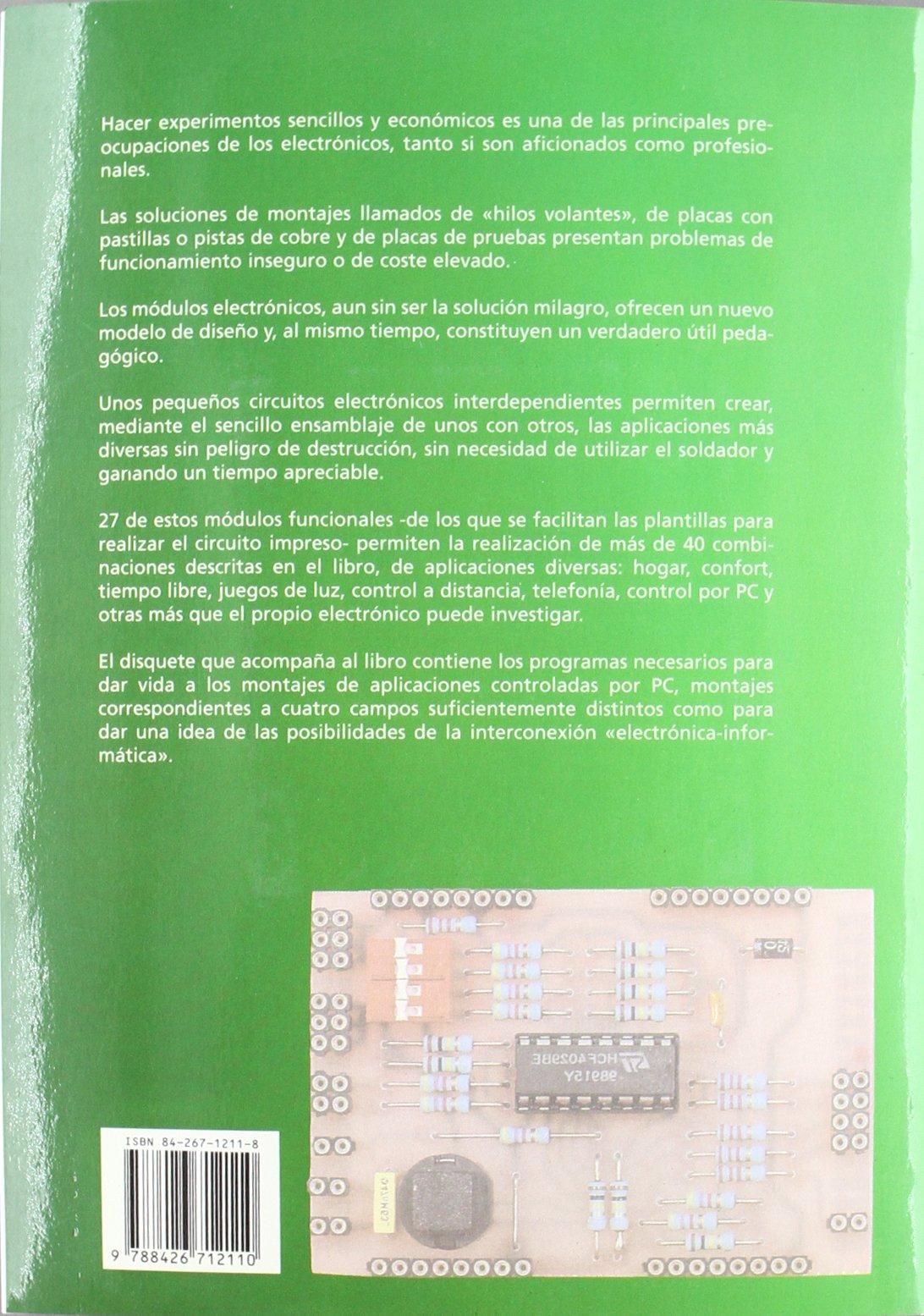27 Modulos de Electronica Asociativos (Spanish Edition): Yves Mergy: 9788426712110: Amazon.com: Books