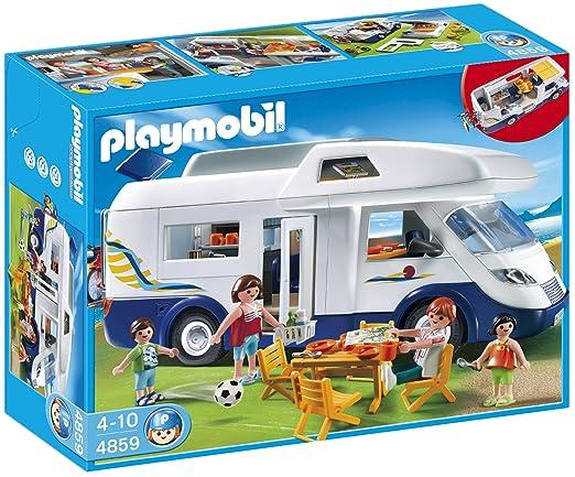 45 opinioni per Playmobil 4859- Camper per Famiglie